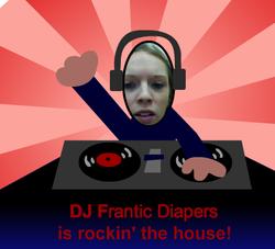 Franticdiaperspop